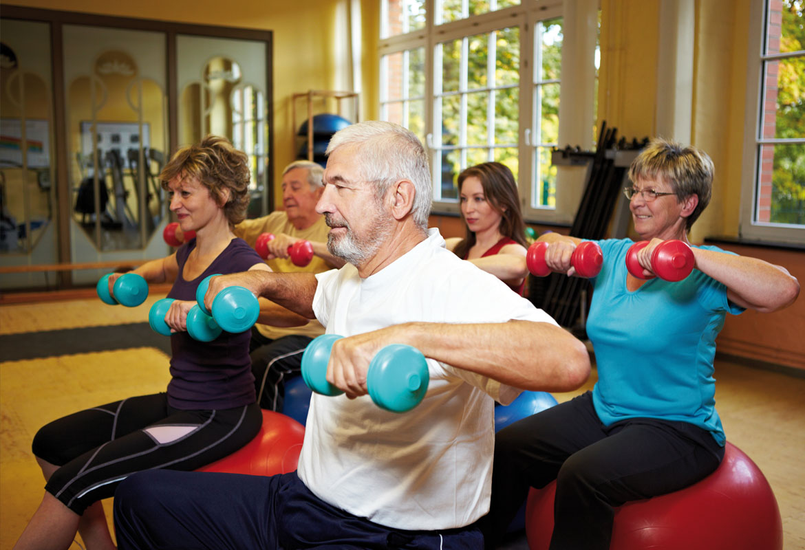FIT 60+ - Fitness ab 60